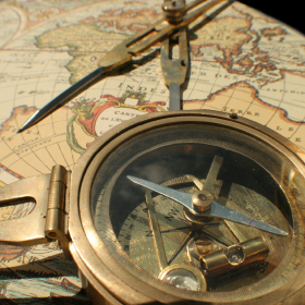 Travel Compass